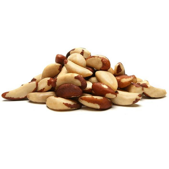 Organic Hulled Brazil Nuts