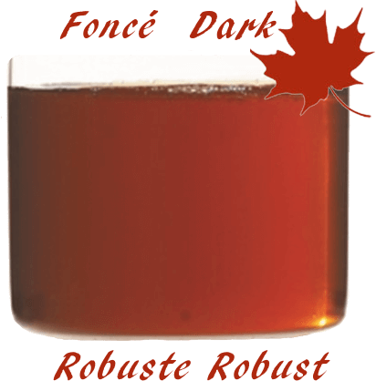 Organic Maple Syrup (Dark) from Quebec
