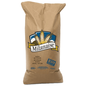 Organic White Unbleached Wheat Sutton Flour