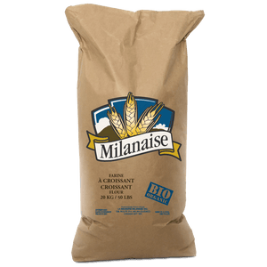Organic White Wheat Flour for Croissant