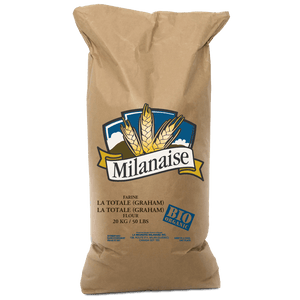 Organic Whole Wheat ''La Totale'' (Graham) Flour