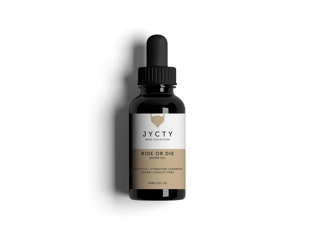JYCTY Original | Ride Or Die Beard Oil - jycty