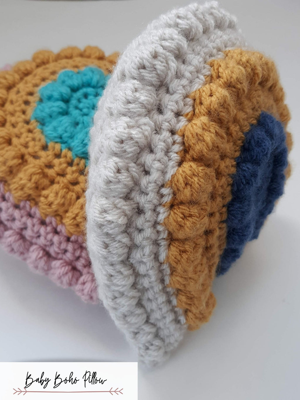 Baby Boho Stuffed Pillow