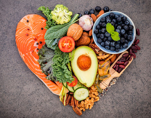 Top 10 Heart Healthy Foods