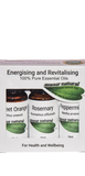 Energising & Revitalising Aromatherapy Oils Box Set