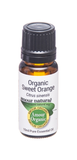 Sweet Orange Essential Oil (Organic)
