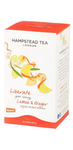 Liberate Lemon & Ginger Tea Bags