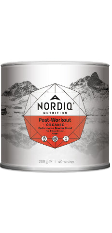 Post-Workout Powder - Organic