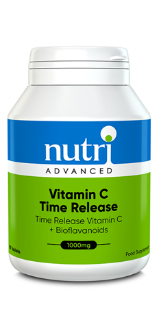 Vitamin C Time Release with Bioflavonoids