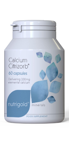Calcium Citrizorb 100mg