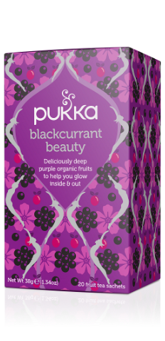 Blackcurrant Beauty Tea Bags