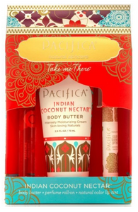 Indian Coconut Nectar Gift Set