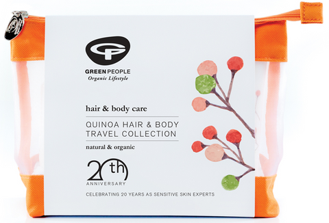 Quinoa Hair & Body Travel Collection