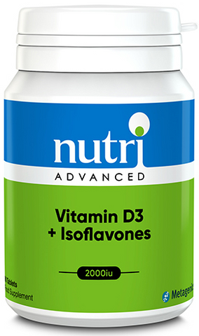 Vitamin D3 with Isoflavones