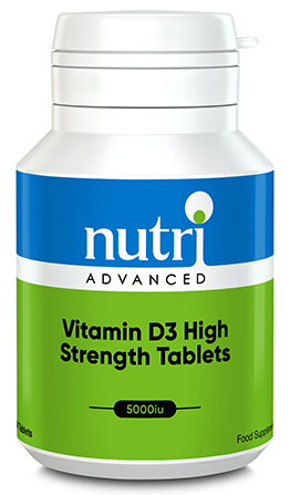 Vitamin D3 High Strength Tablets