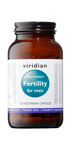 High Potency Fertility for Men