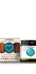 Organic Wild Chaga & Raw Cacao Powder