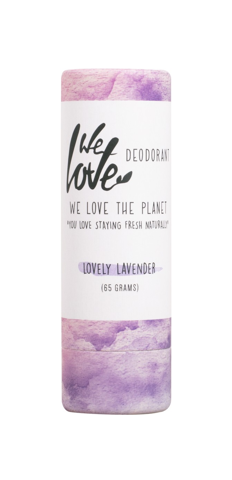 Lovely Lavender Deodorant Stick