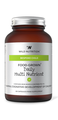 Bespoke Child Food-Grown Daily Multi Nutrient