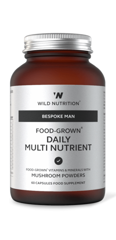 Men's Food-Grown Daily Multi Nutrient
