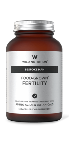 Men's Food-Grown Fertility