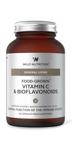 Food-Grown Vitamin C & Bioflavonoids