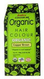 Organic Hair Colour Copper Brown 100g