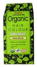Organic Hair Colour Honey Blonde 100g