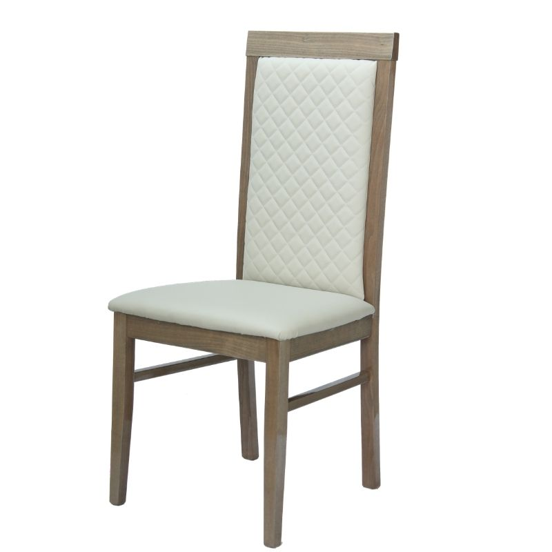 Light Tobacco Victor Dining Chair in Pair