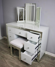Load image into Gallery viewer, Bianco dressing table set