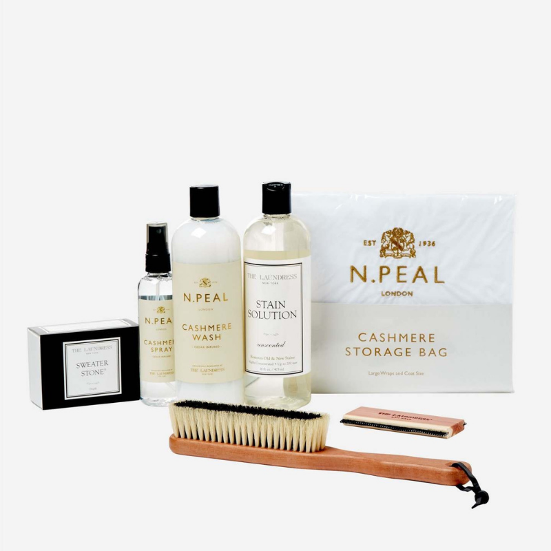 N.Peal x The Laundress