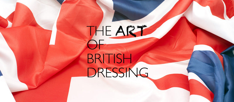 N Peal Art of British Dressing St Georges Day