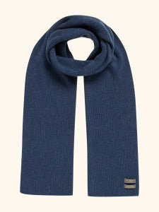 npeal ribbed cashmere scarf