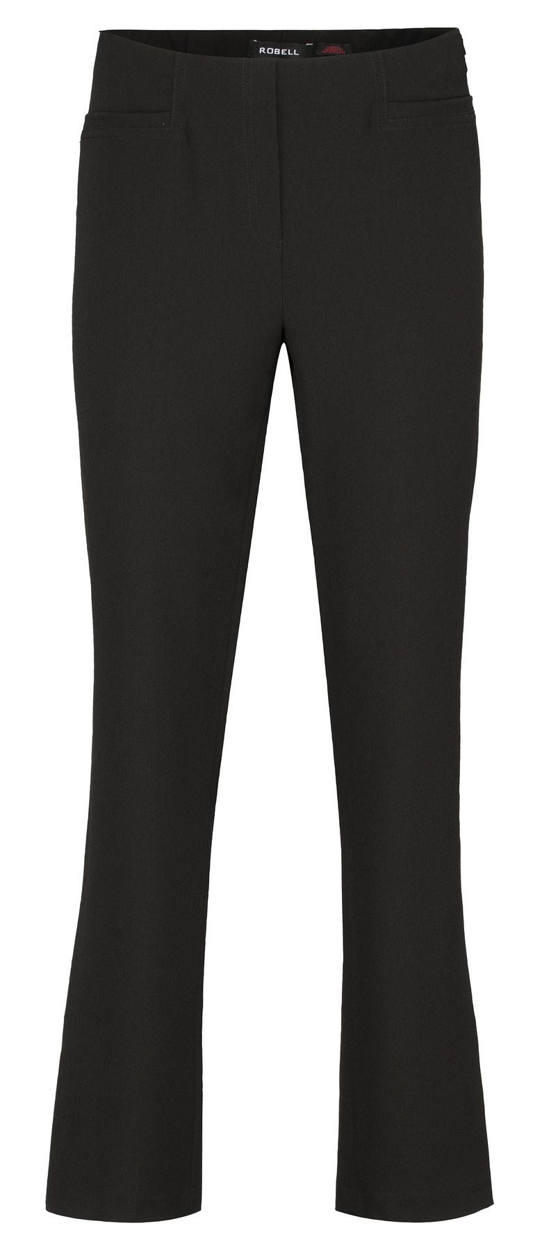 Jacklyn Black Classic Trousers