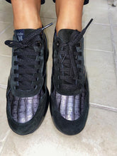 Load image into Gallery viewer, Black Lace Up Shoe from Callaghan Footwear at Rocco Boutique Clontarf