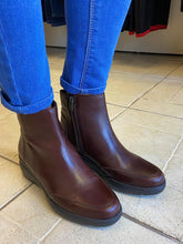 Load image into Gallery viewer, Brown Chelsea Boot