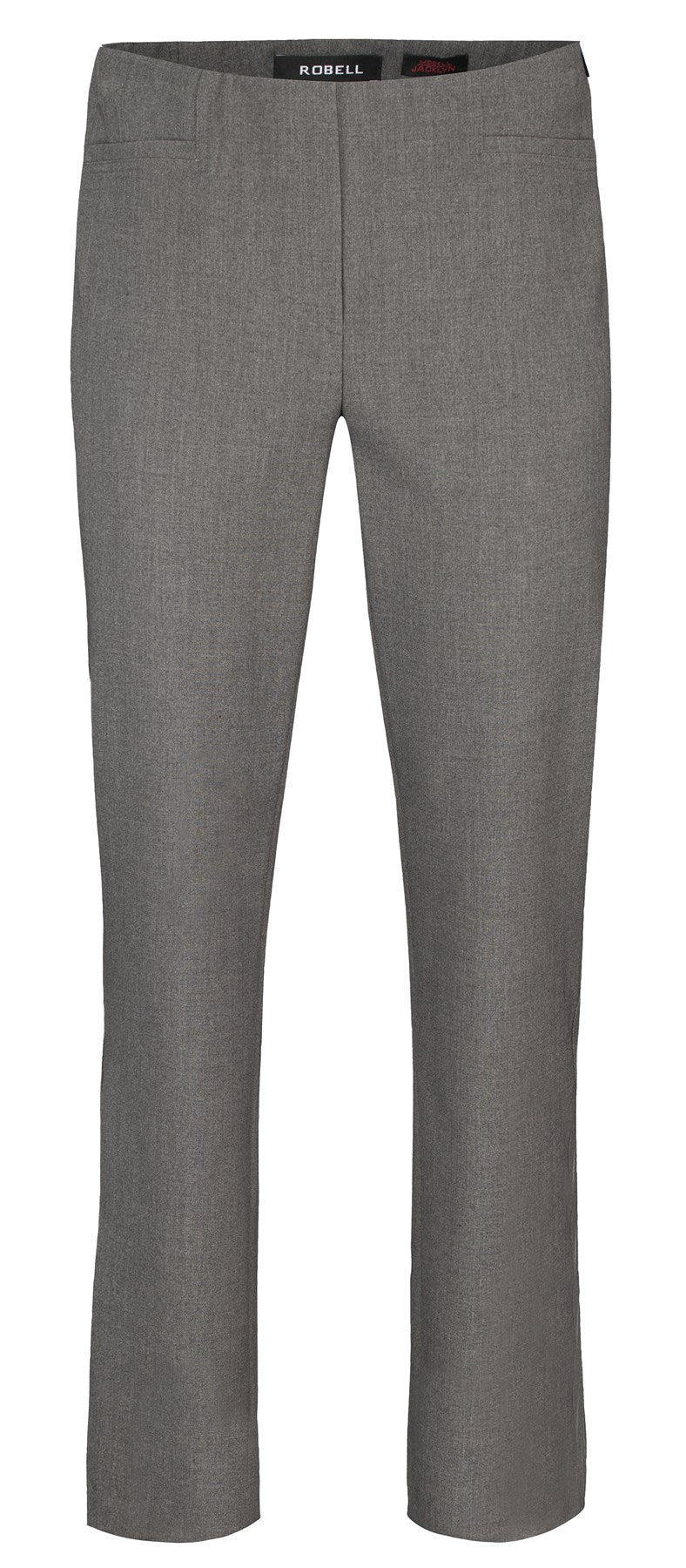 Jacklyn Grey Classic Trousers from Robelle at Rocco Boutique Dublin