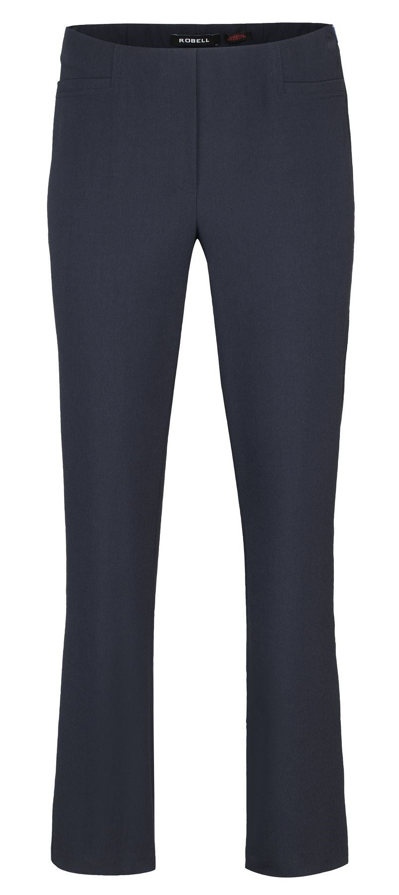 Jacklyn Navy Classic Trousers