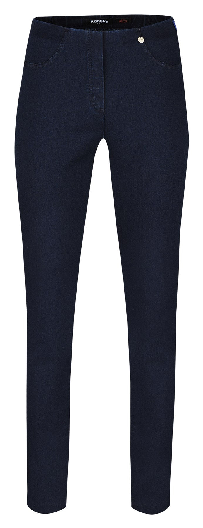 Bella Denim Straight Leg Trousers
