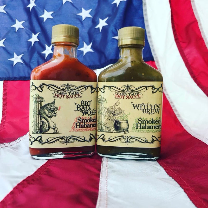 Hot Sauce: Witch's Brew