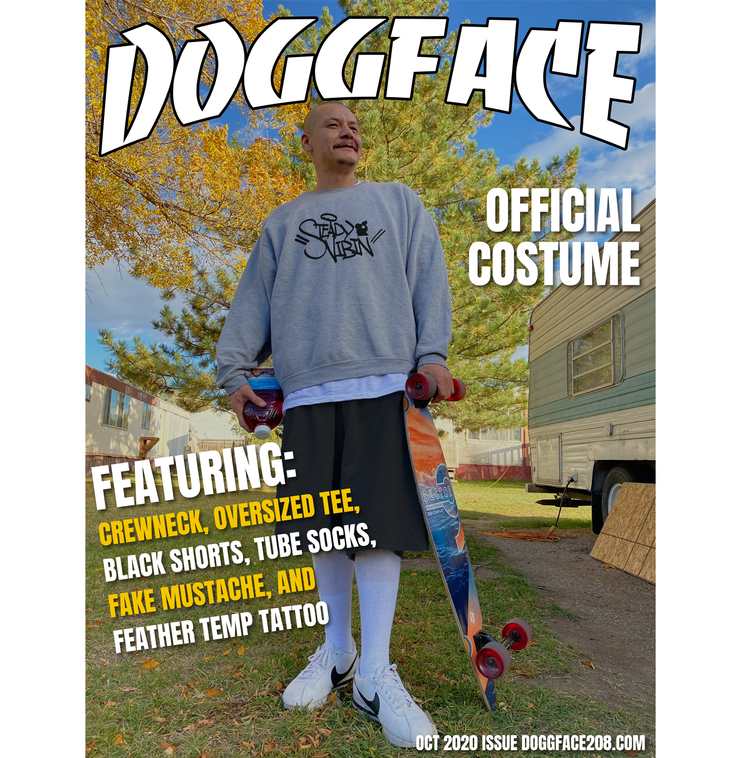 Doggface Official Halloween Costume