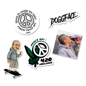 Doggface208 Sticker Pack