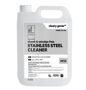 Stainless Steel Cleaner M10 | 5L