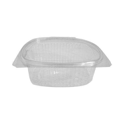 Oval Hinged Container 750ML  | Pack of 15