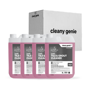 Acidic Tile & Grout Cleaner M21 | 5L | Pack of 4