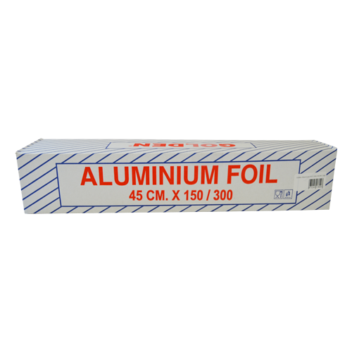 Load image into Gallery viewer, Golden Aluminium Foil 45cm | 2.5kg