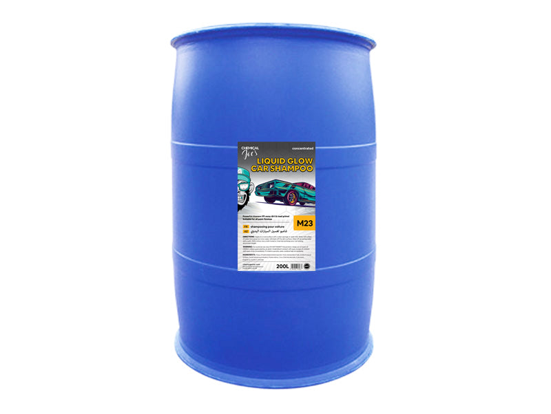 M23 Car Wash Shampoo 200L