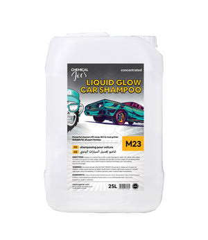 Car Wash Shampoo M23 | 25L