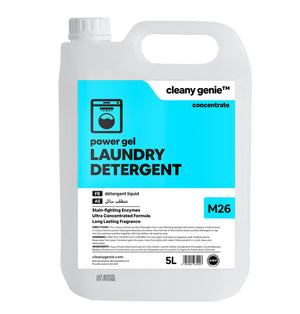 Load image into Gallery viewer, Laundry Detergent M26 | Power Gel 5L