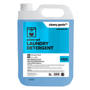 Laundry Detergent M26 | Power Gel 5L